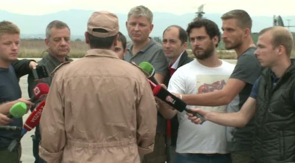 Geretteter Su-24 Pilot: Türkisches Kampfflugzeug gab uns keine Warnung vor Abschuss