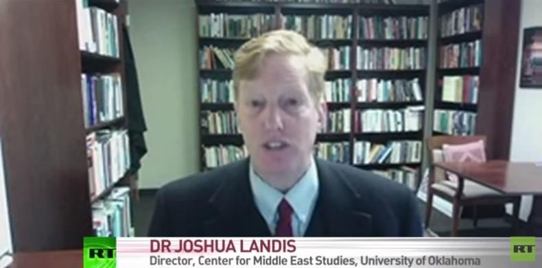 """Nahost-Experte Landis: """"Moderate Opposition in Syrien ist völlig unbedeutend"""""""