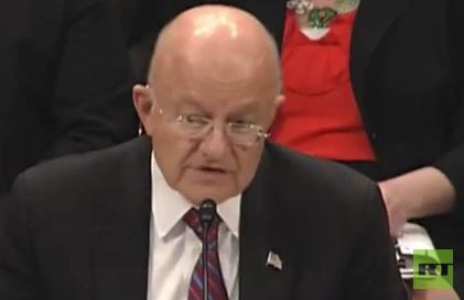 """US-Geheimdienst-Koordinator warnt vor """"Cyberkrieg der Desinformation"""""""