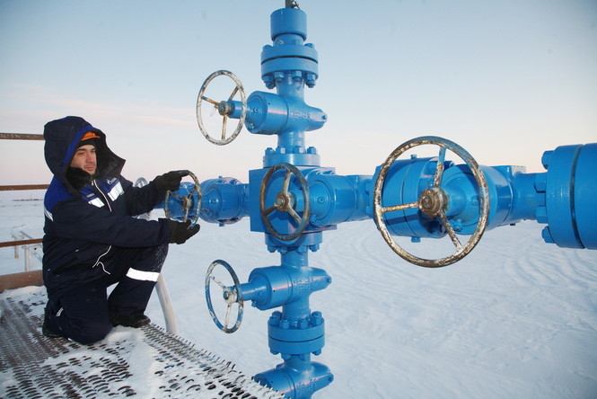 Fotoquelle: Gasprom