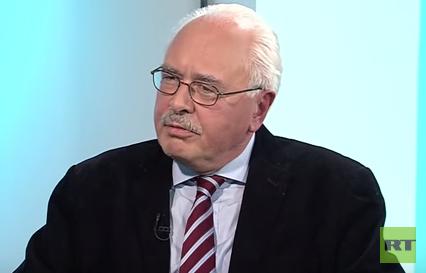 """Prof. Dr. Elmar Giemulla: """"Abschuss der russischen Su-24 über Syrien war geplant"""""""