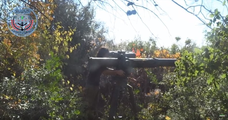 """Russische Journalisten mit Panzerabwehrraketen """"Made in USA"""" beschossen"""