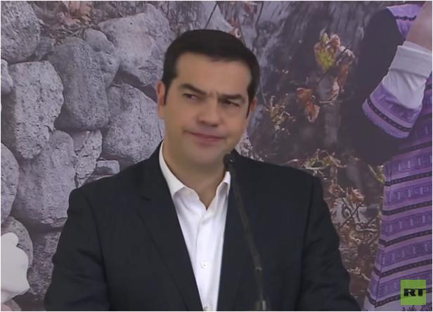 Athen: Tsipras liefert sich Twitter-Krieg zu Milliardenkosten durch türkische Luftraumverletzung