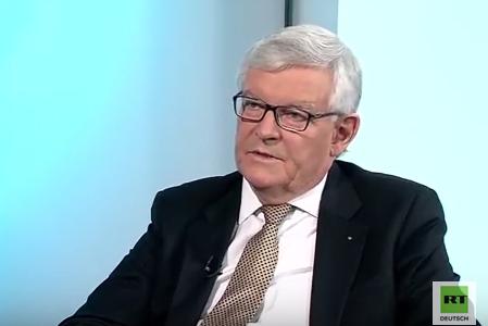 Dr. Gerd Lenga im RT Deutsch-Gespräch: Russlandsanktionen schaden auch der EU