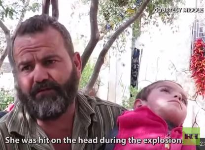 Vertuscht? Sechs syrische Kinder bei mutmaßlichem US-Luftangriff getötet