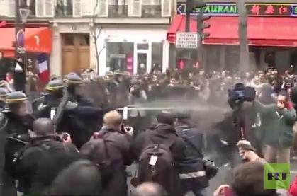 Klimakonferenz: Paris im Ausnahmezustand - 120.000 Soldaten und Polizisten im Einsatz