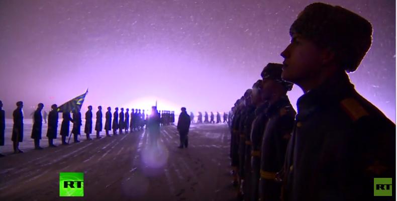 Sterbliche Überreste des russischen Su24-Piloten nach Russland überführt