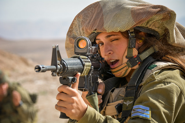 Israel Defense Forces/CC BY-NC 2.0