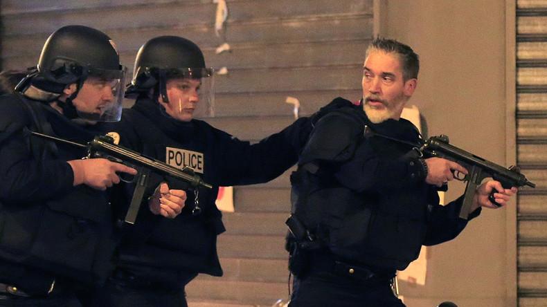 Terror-Attentat in Paris