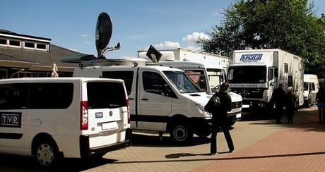TVP - Polnisches Staatsfernsehen. Bild: Starscream CC BY-SA 3.0