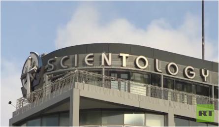 Das Scientology-Gebäude in Berlin