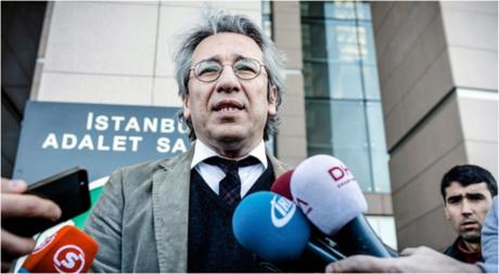 Cumhuriyet Chefredakteur Can Dündar