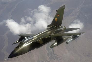 Tornado-Kampfjet der Bundeswehr. Quelle: U.S. Air Force, gemeinfrei