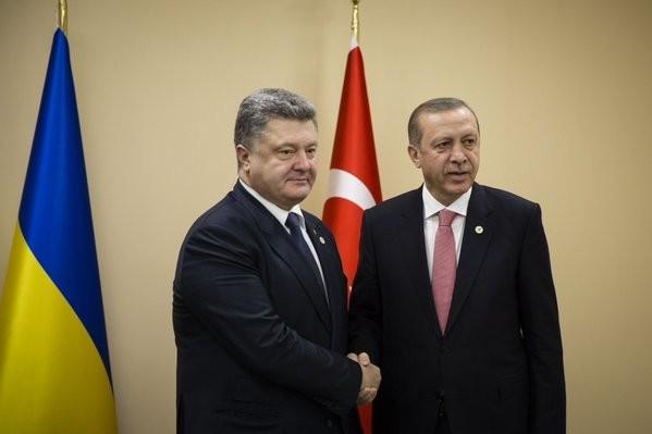 Ukraine und Türkei verstärken Zusammenarbeit zur militärischen Grenzsicherung
