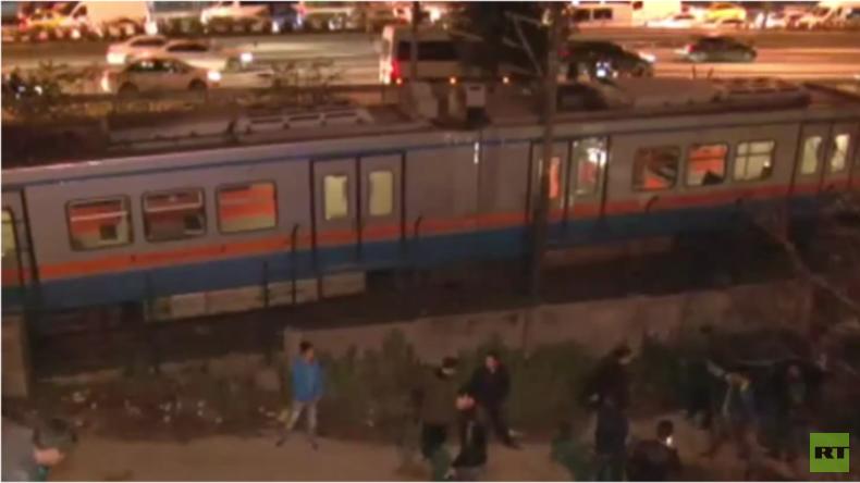 Breaking: Explosion in der U-Bahn in Istanbul, Opfer gemeldet