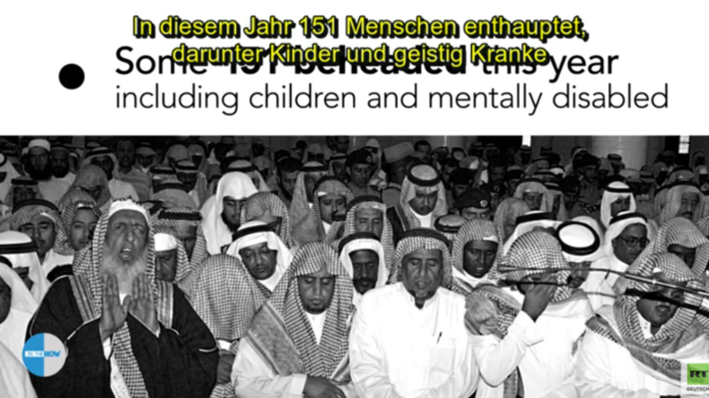 Kein Scherz: Saudi Arabien beschwert sich über Menschenrechtsverletzungen in Norwegen