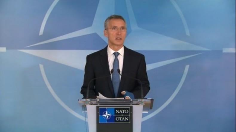 Live: NATO-Außenminister-Treffen in Brüssel – Pressekonferenz von Jens Stoltenberg