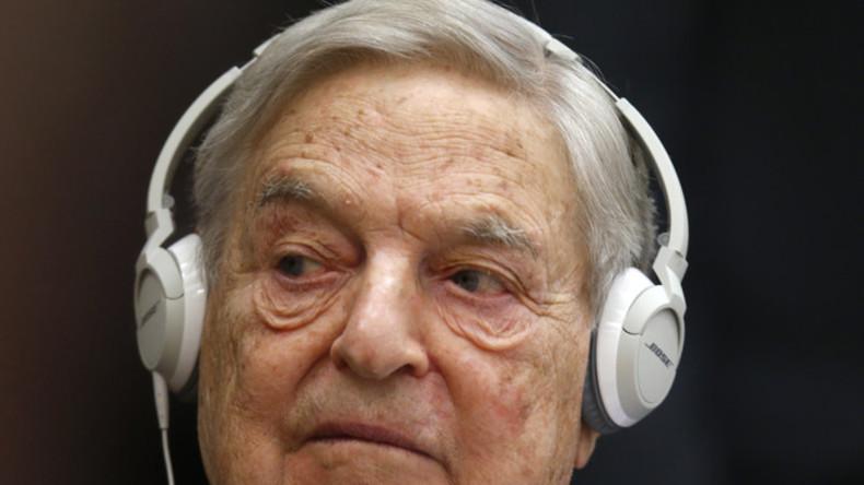 Russland räumt auf: Nach Scientology wird nun auch Soros rausgeschmissen