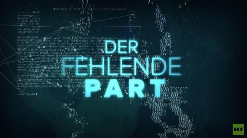 DER FEHLENDE PART: Mach was wirklich zählt – Zieht die Bundeswehr in den Syrienkrieg? [S2 - E41]