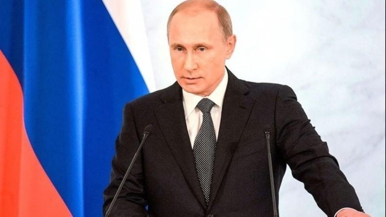 Wladimir Putins Rede zur Lage der Nation - mit englischer Übersetzung