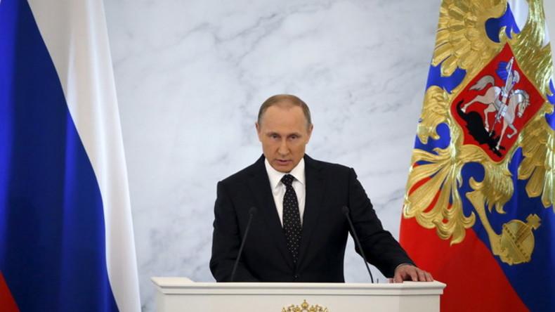 Die wichtigsten Aussagen von Putins Rede an die Nation