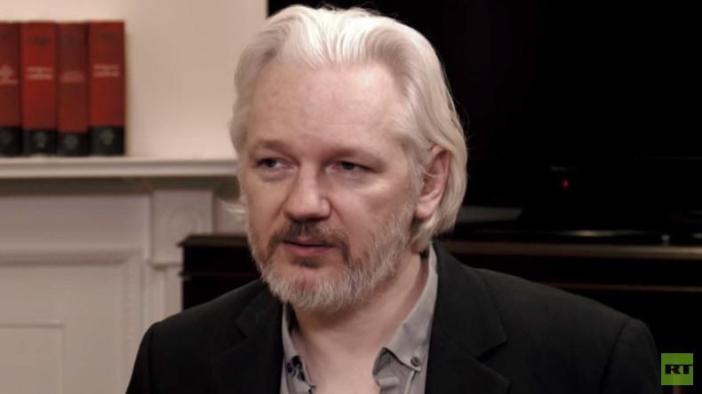 Julian Assange und RT - Rückblick auf eine langjährige Zusammenarbeit