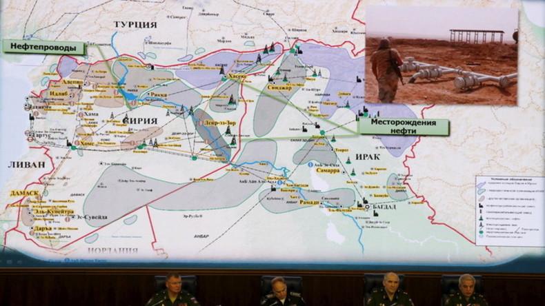 Verschweigen ist Gold? - Deutsche Medien ignorieren gezielt Moskauer Beweise zu Türkei-IS-Verbindung