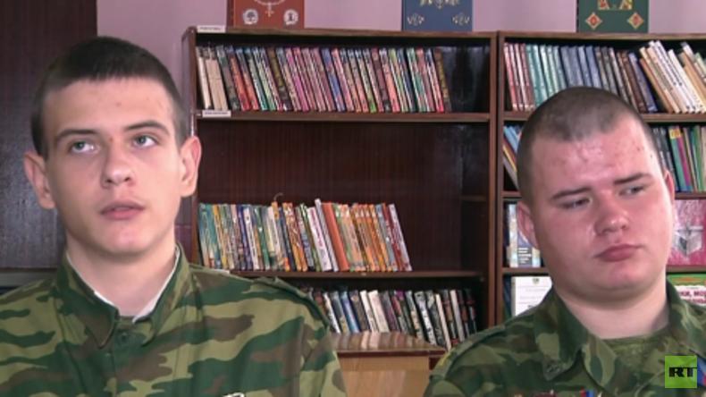 """Manipulierte ZDF-Reportage: Ostukrainische """"Kindersoldaten"""" im Front(al21)-Einsatz"""