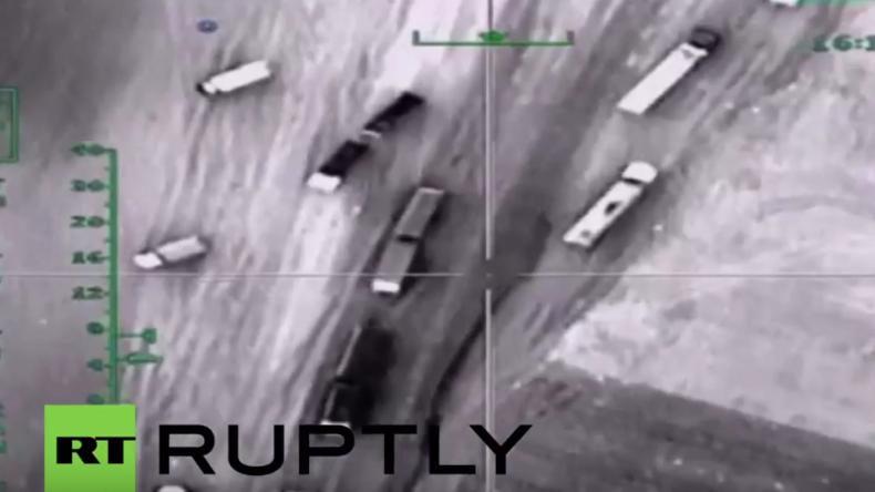 Russ. Luftwaffe zerstört rund 1500 Ziele – Zivilisten bleiben Dank Kooperation mit SAA verschont