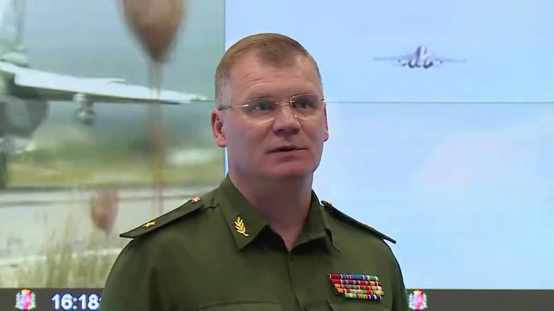 Russ. Verteidigungsministerium: Kommt jetzt heraus, dass der US-Kampf gegen ISIS nicht echt war?