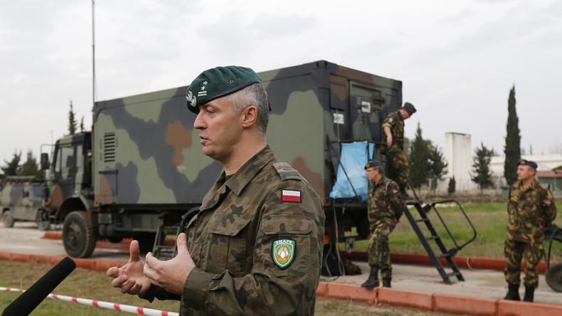 "Polen will NATO-Atom-Raketen, um sich gegen ""russische Bedrohung"" zu wappnen"