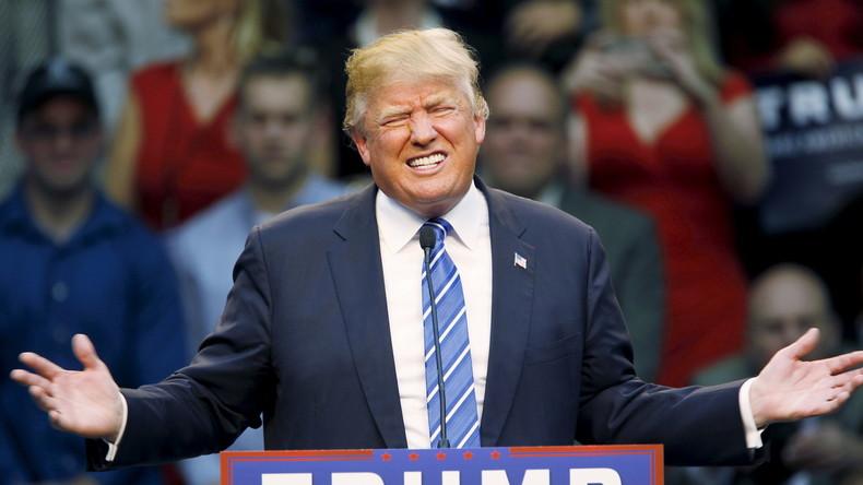 """Tragen Muslime den neuen Judenstern? - Trump fordert """"totales"""" Einreiseverbot für Muslime"""