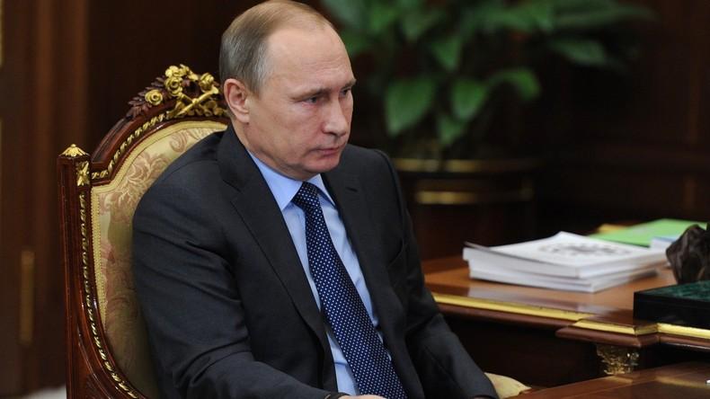 Putin: Blackbox wird mit internationalen Experten untersucht und Aufklärung über Flugroute bringen