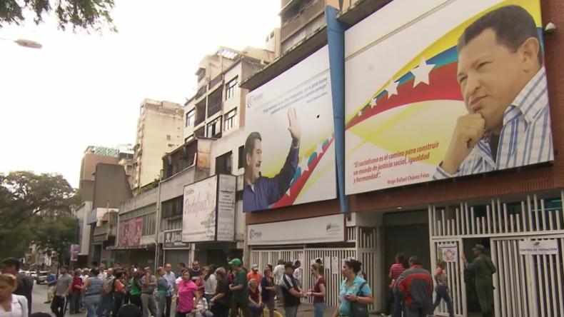 Programmbeschwerde gegen ARD: Falschinformation in propagandistischer Absicht zu Wahlen in Venezuela