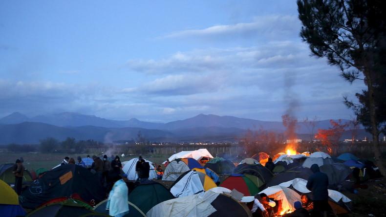 Gesundheitsrisiken in Flüchtlingslagern: Drohen Epidemien in Europa?