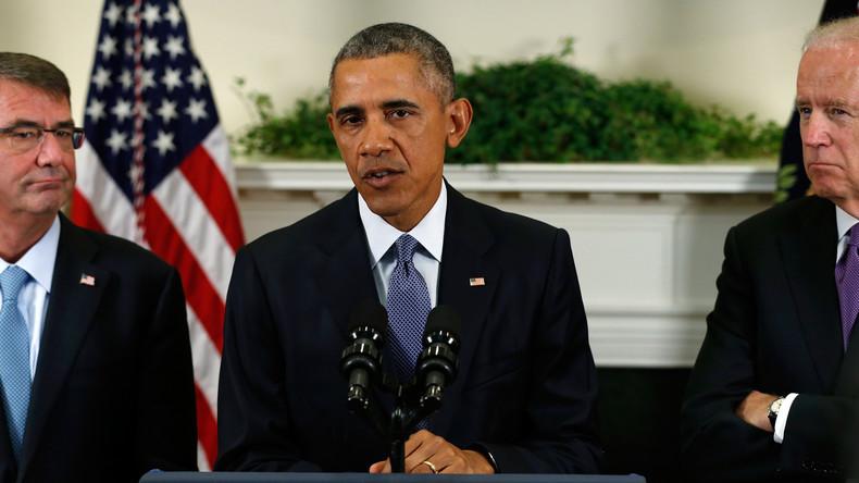 Von der Widersprüchlichkeit Obamas: USA entsenden nun doch weitere Bodentruppen in den Irak