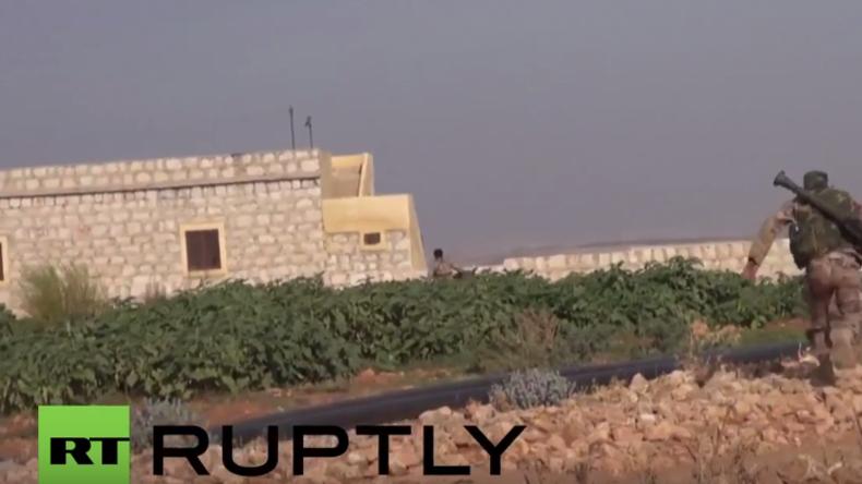 Provinz Aleppo: Regierungstruppen erobern Gebiete mit russisch-iranischer Unterstützung zurück