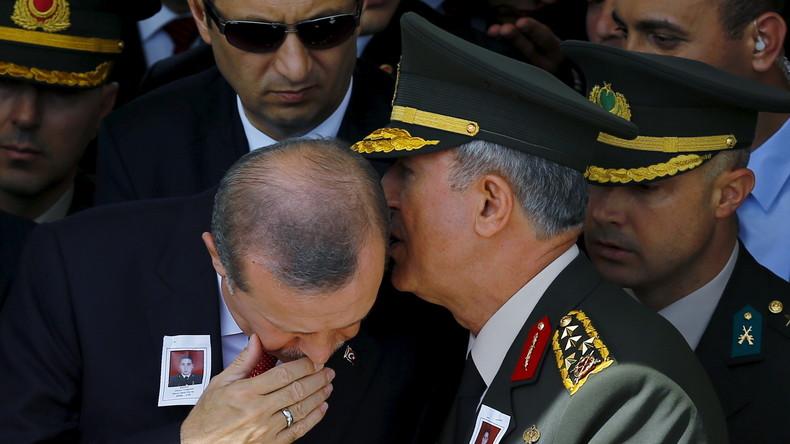 Verlagert Türkei ihren strategischen Schwerpunkt von Syrien in den Irak?