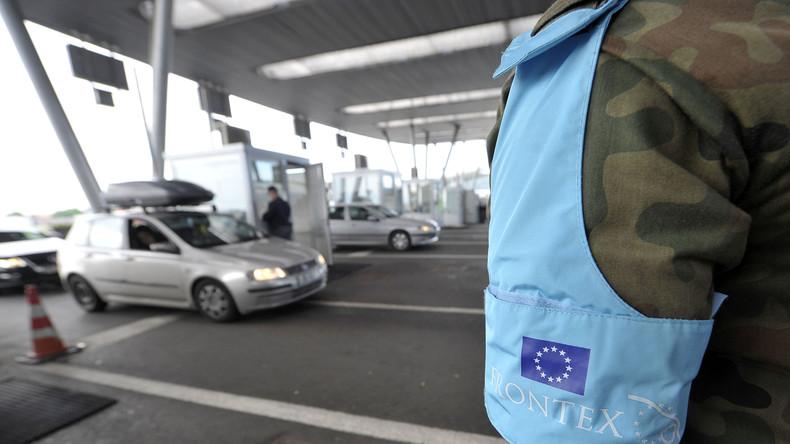 Neue EU-Grenzschutzarmee - Größter Verlust an nationaler Souveränität seit Euro-Einführung