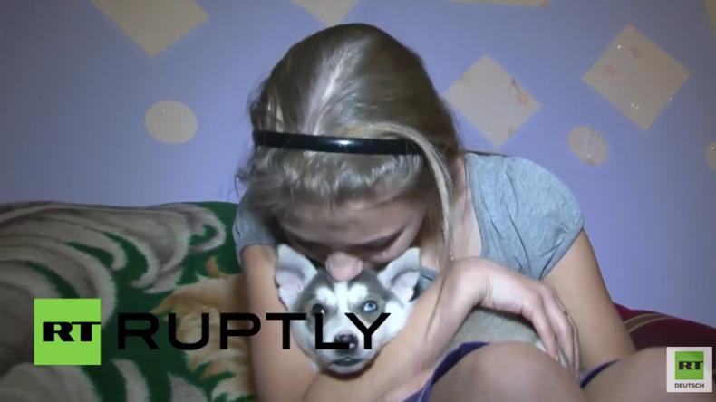 Sie schrieb Putin einen Brief und bat um Hilfe – Dann ging ihr Wunsch in Erfüllung