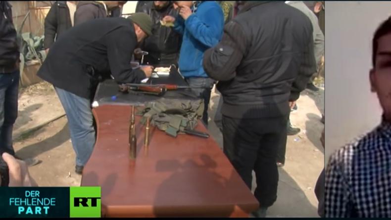 Dem IS auf der Spur: Cesur Milisoy unterwegs in Syrien