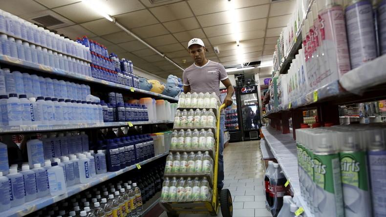 Venezuela nach Wahlsieg der Opposition: Plötzlich ausreichend Produkte in Supermärkten