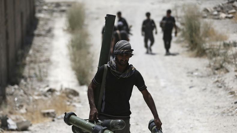 Freie Syrische Armee zu engerer militärischer Kooperation mit russischen Streitkräften bereit
