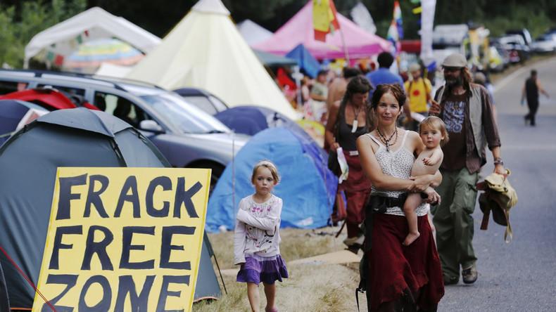 WikiLeaks-Enthüllung: TISA-Verhandlungen öffnen Weg für unbegrenztes Fracking in Deutschland