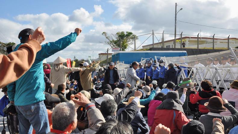 Okinawa: Disneyland statt US-Militärbasis?