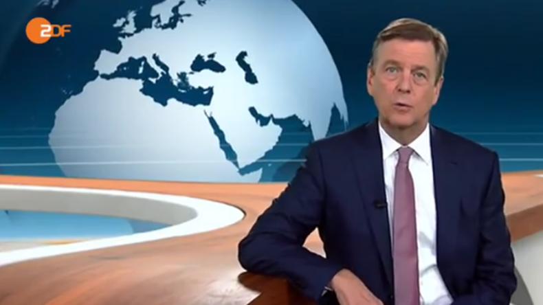 Claus Klebers verzweifeltes Videostatement - Wie tendenziös berichtet das ZDF heute journal?