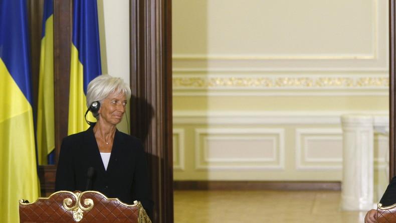 Drei Milliarden Euro bis 20. Dezember: IWF erkennt russischen Zahlungsanspruch gegenüber Ukraine an