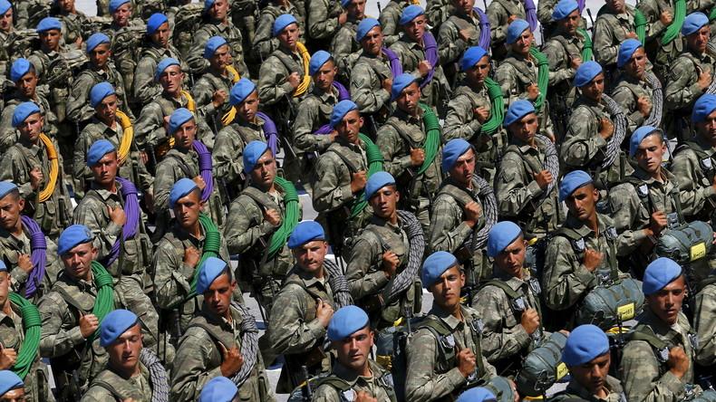 Irak: USA fordern Abzug nicht autorisierter türkischer Truppen