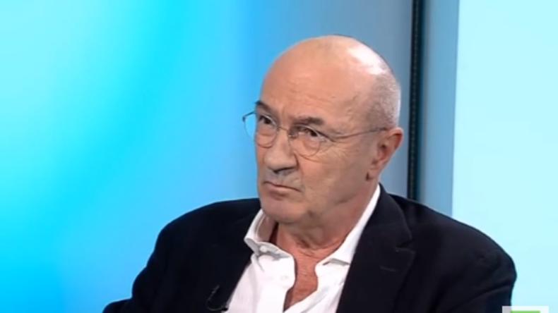 """""""Soldaten, verweigert den Syrien-Befehl!"""" - Uli Gellermann im RT Deutsch-Interview"""