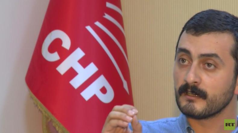 Nach Interview mit RT: Türkei ermittelt gegen Parlamentarier wegen Landesverrat